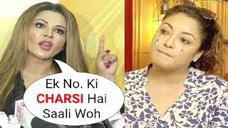 Rakhi Sawant SHOCKING Reply To Tanushree Dutta