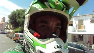 Sardegna Rally Race 2015: Matteo Graziani a San Teodoro