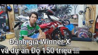 Winner X + 150 triệu + Kỹ Sư Hẻm = ??? Quái vật ba đầu !!!