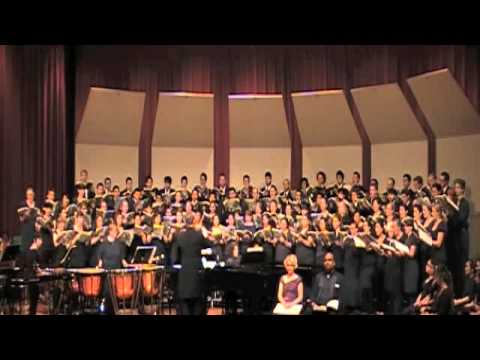 Карл Орф - Ecce Gratum (chorus)