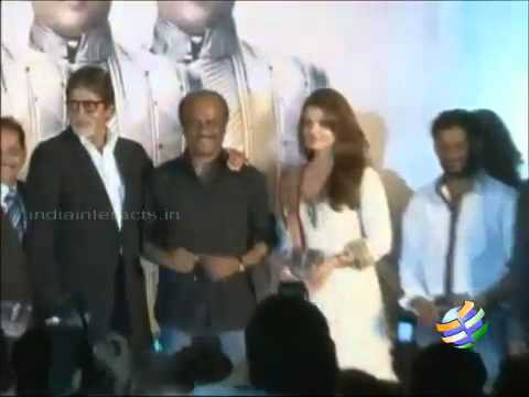 Rajini & Big B to share screen space after 28 years