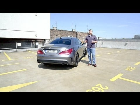 (ENG) Mercedes-Benz CLA 200 7G-Tronic - Test Drive and Review