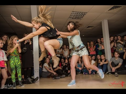 Jamaican hot weekend 2014   dancehall 2x2 ICE CREAM vs  Gaika & Kaya