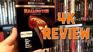 Halloween (1978) 4K UltraHD Blu-ray Review   Dolby Vision HDR   Dolby TrueHD 7.1