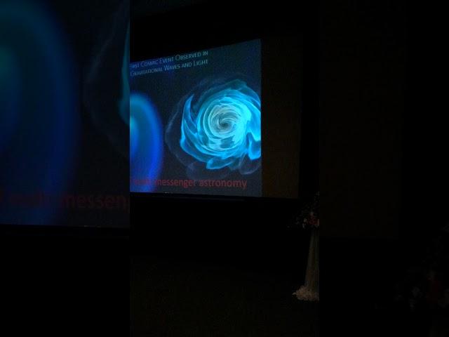 Prof. Petri Vaisanen Scifest 2018 lecture, part 4