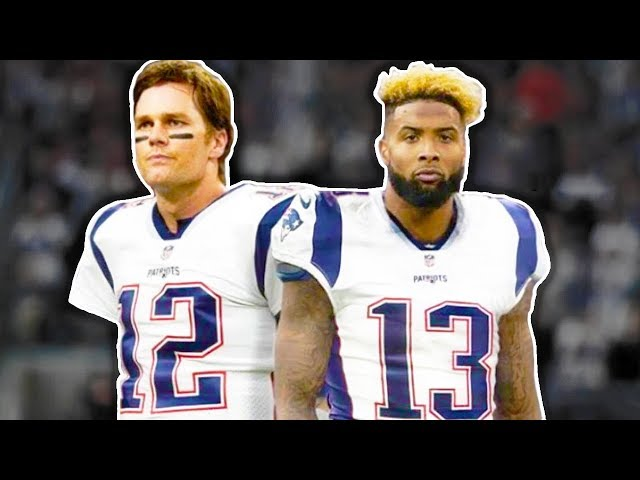 7 Trades Coming To The NFL (Odell Beckham Jr, Cam Newton, Le'Veon Bell) thumbnail