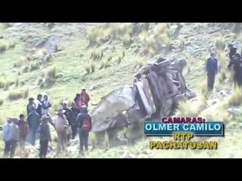 Otro accidente en Santa Barbara (huallatayre) distrito de San Pablo -Prov de Canchis