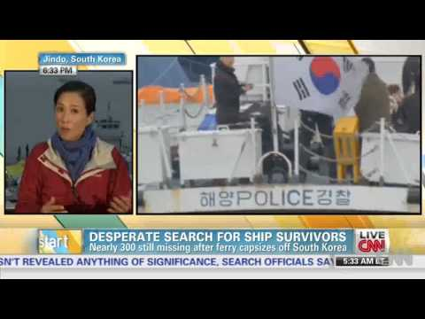 CNN News:   Rescue crews continue search for missing