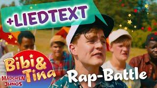 Bibi & Tina - MÄDCHEN GEGEN JUNGS jetzt mit Text Lyrics zum Mitsingen