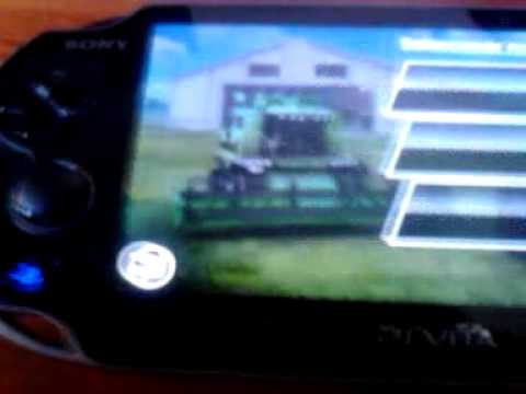 farming simulator ( psvita) : game stuff 2 reviews