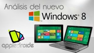 Novedades del nuevo Windows 8