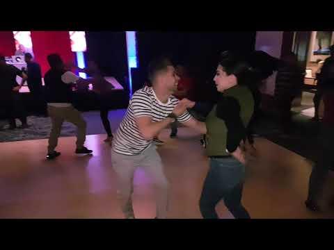 HSC18 Party - Rafael y Monica