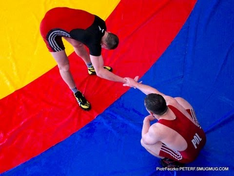 Polish FreeStyle Wrestling National Team's Training Zakopane July 2013 Image 1