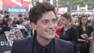 Dunkirk World Premiere Interview - Aneurin Barnard