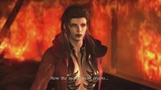Ninja Gaiden II - All Boss Fights with Cutscenes (Path Of The Warrior)
