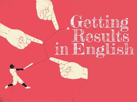 English: Getting results in general English - Culture part 4 of 8