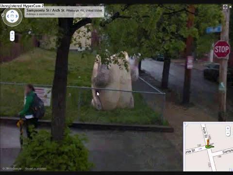 Google Maps Mystery!!!