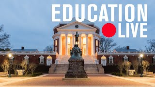 UVA President James Ryan - Should universities be more like corporations? | LIVE STREAM
