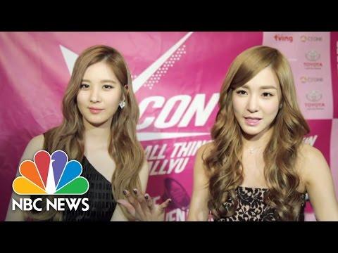 K-pop: Inside The Korean Music Craze | Nbc News video
