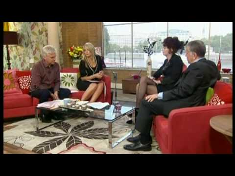 Lauren Harries Goes  Eh Eh Eh  On This Morning Discussing Transgender September 21st 2009