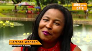 FLORENCE WANGARI- MUINI ( Wa Kabera ) HD