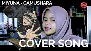 Black Clover Opening 5 Full Miyuna Gamushara Song By Aalidadian
