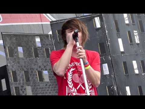 The Ready Set - Young Forever - Bamboozle 2011 (hd) video