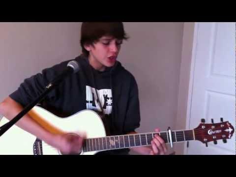 14 Year Old Boy: Patrick Sean Bradley Singing Muse Cover Undisclosed Desire ( Bieber Mahone ) video