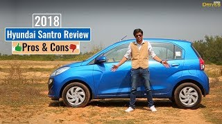 2018 Hyundai Santro Review: Rs 700 crore development cost! Good enough or not?