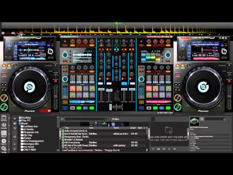 Pioneer XDJ 1000 Kontrol S8 Para virtual dj 8