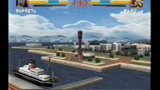 ウルトラマンFE2 ウルトラ警備隊西への動画