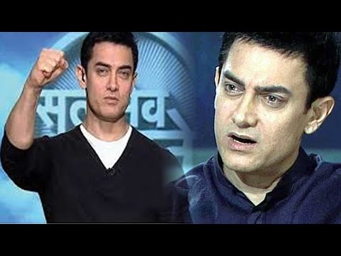 Satyamev Jayate: Aamir Khan To Have Live Chat