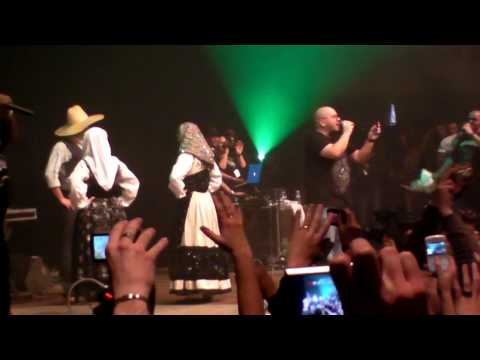 La HARISSA au LATIN ALL STARS 2010 HD Music Videos