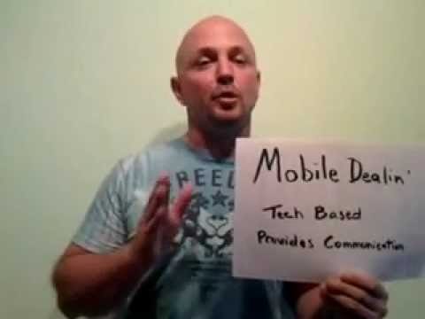 Mobile Dealin 15 Second Pitch