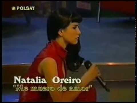 Natalia Oreiro Me Muer...