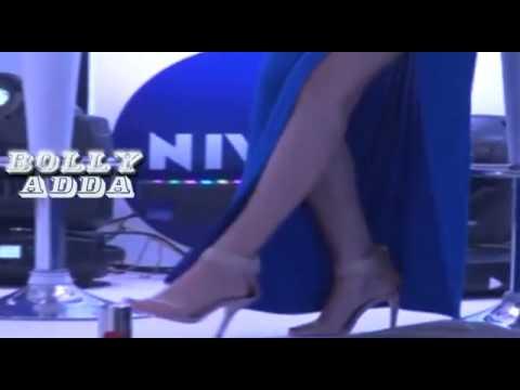 Anushka Sharma Flaunt Sexy Legs n Back