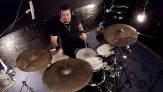 Big & Ugly Cymbals - Blue Skies On Mars (Frank Gambale)