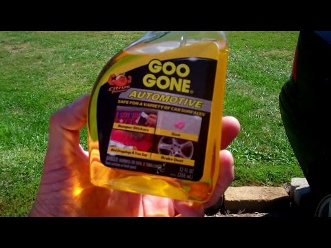 Goo Gone Product Review