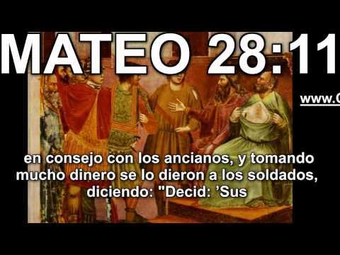 Mateo 28:11 Cristo Jesus en Biblia|Parabola TV Jesus Cristo Mateo 28:11 HD Historia