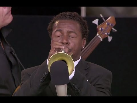 The Dizzy Gillespie All Star Big Band - Things To Come - Newport Jazz (Official)