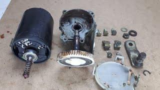 Wiper Motor Fix - Silecek Motor Tamiri