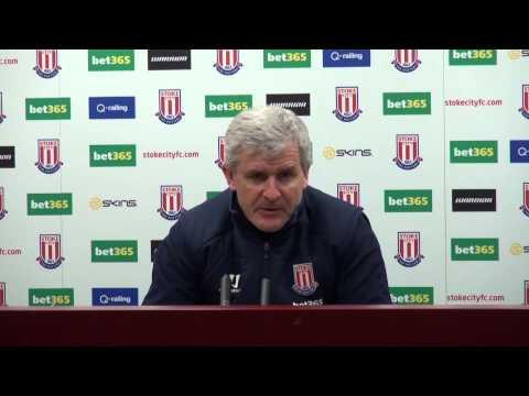 Mark Hughes praises Steven Ireland and Jonathan Walters