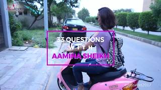 Download Lagu 33 Questions with Aamina Sheikh Gratis STAFABAND