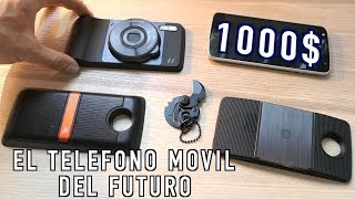 ¿El teléfono móvil - celular del futuro por 1000$ ?