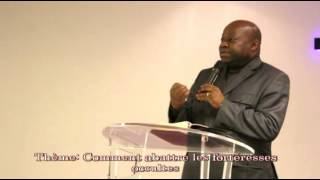 Comment abattre les forteresses occultes - Bishop Bruno NKWIM