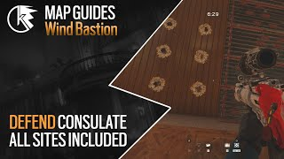 Defense Guide for Consulate, all sites included