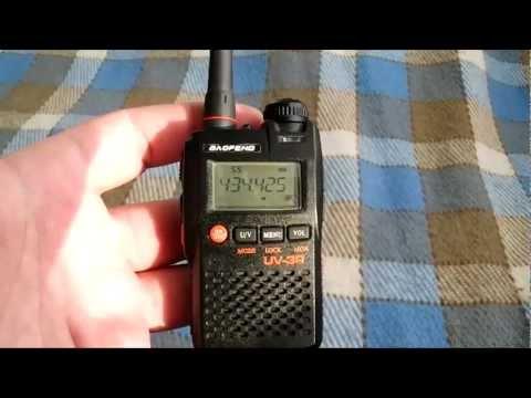 Мысли о радиостанции Baofeng UV-3R (рация)