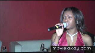 Myeline's Experience In Haitian Movies