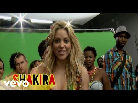 The Making Of Waka Waka (this Time For Africa) (the Official 2010 Fifa World Cup™ Song) video