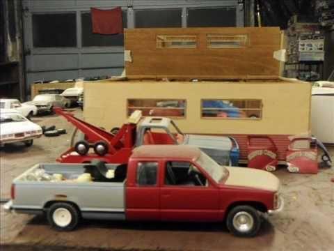 Cruize Around My Junkyard Amp Model Building Shop Youtube